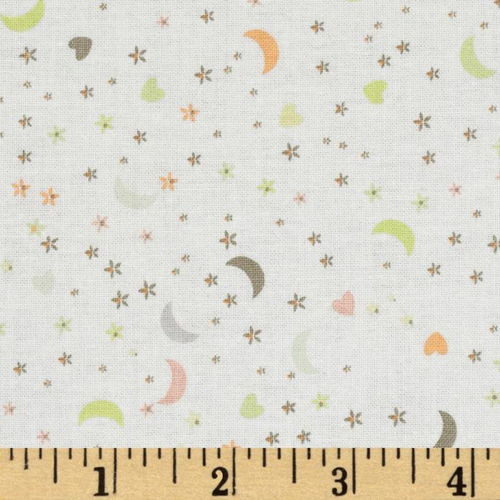 Lullaby Baby Moon & Stars Cream