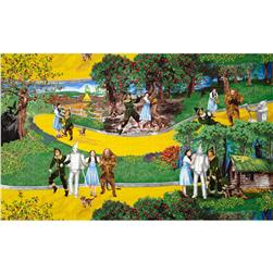 The Wizard of Oz Scenes From The Yellow Brick Road Multi