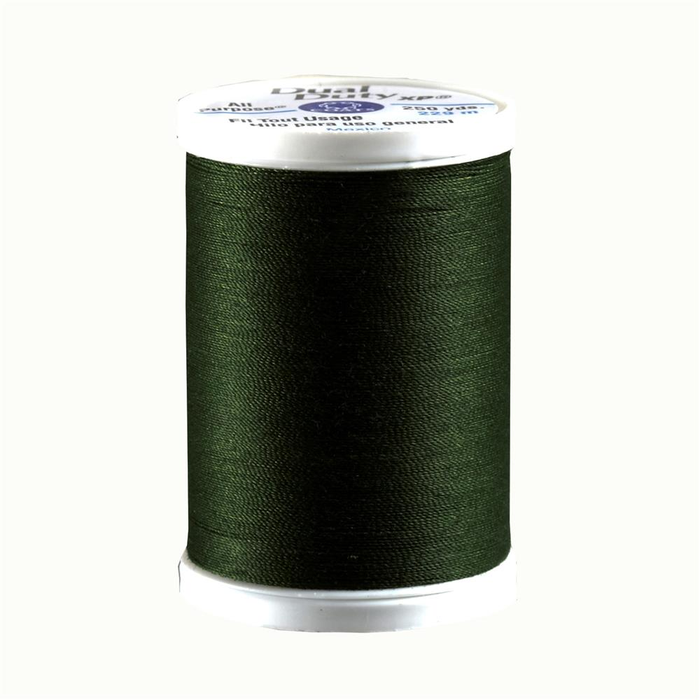 Coats & Clark Dual Duty XP 250yd Spinach