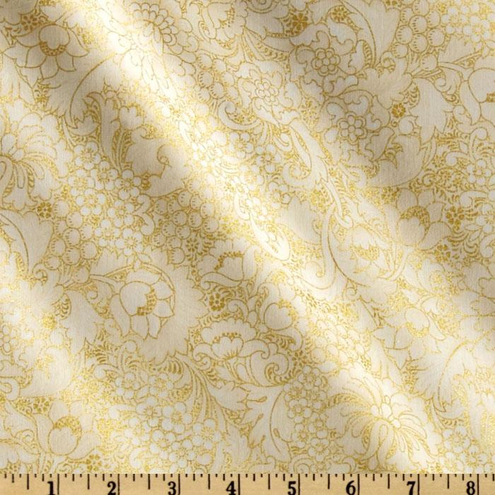 Florentine Floral Ivory