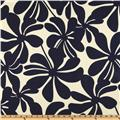 Premier Prints Indoor/Outdoor Twirly Deep Blue