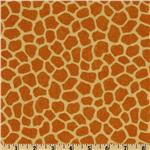FI-379 Jungle Babies Giraffe Tan