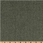 Wool Blend Coating Tile White/Black