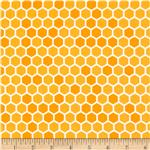 0291820 Bright &amp; Buzzy Honeycomb Honey