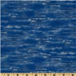 Safe Harbor Clouds Dark Blue