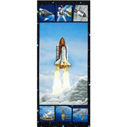 "I Want My Space 57"" Wide Lift Off Panel Multi"