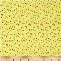 Fruit Salad Chopsticks Yellow