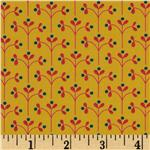 238537 Little Kukla Flowers Yellow