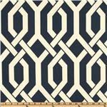 UJ-425 P Kaufmann Indoor/Outdoor Woven Slick Navy