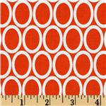 0268343 Remix Ovals Orange