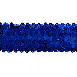Team Spirit #70 Sequin Trim Royal