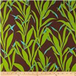 0273012 Calipso Botanical Green/Brown