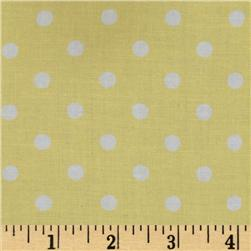 Baby Bunting Negative Dot Yellow