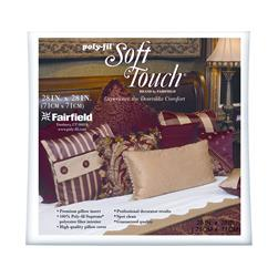 "Fairfield Soft Touch Supreme Poly-Fil Pillow 28"" Square"