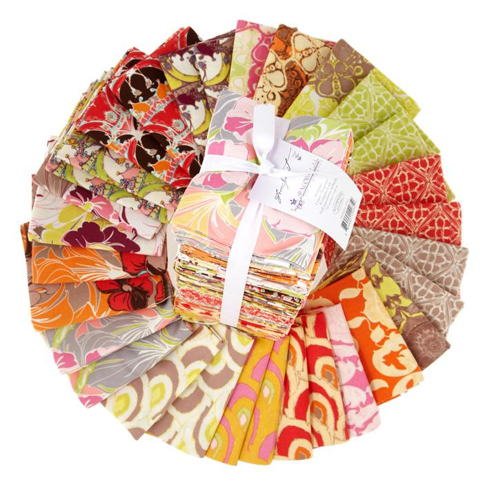 Pagoda Lullaby Fat Quarter Assortment