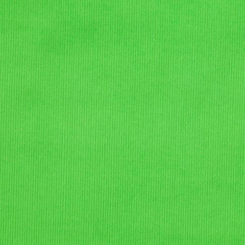 Kaufman 21 Wale Corduroy Limeade Green