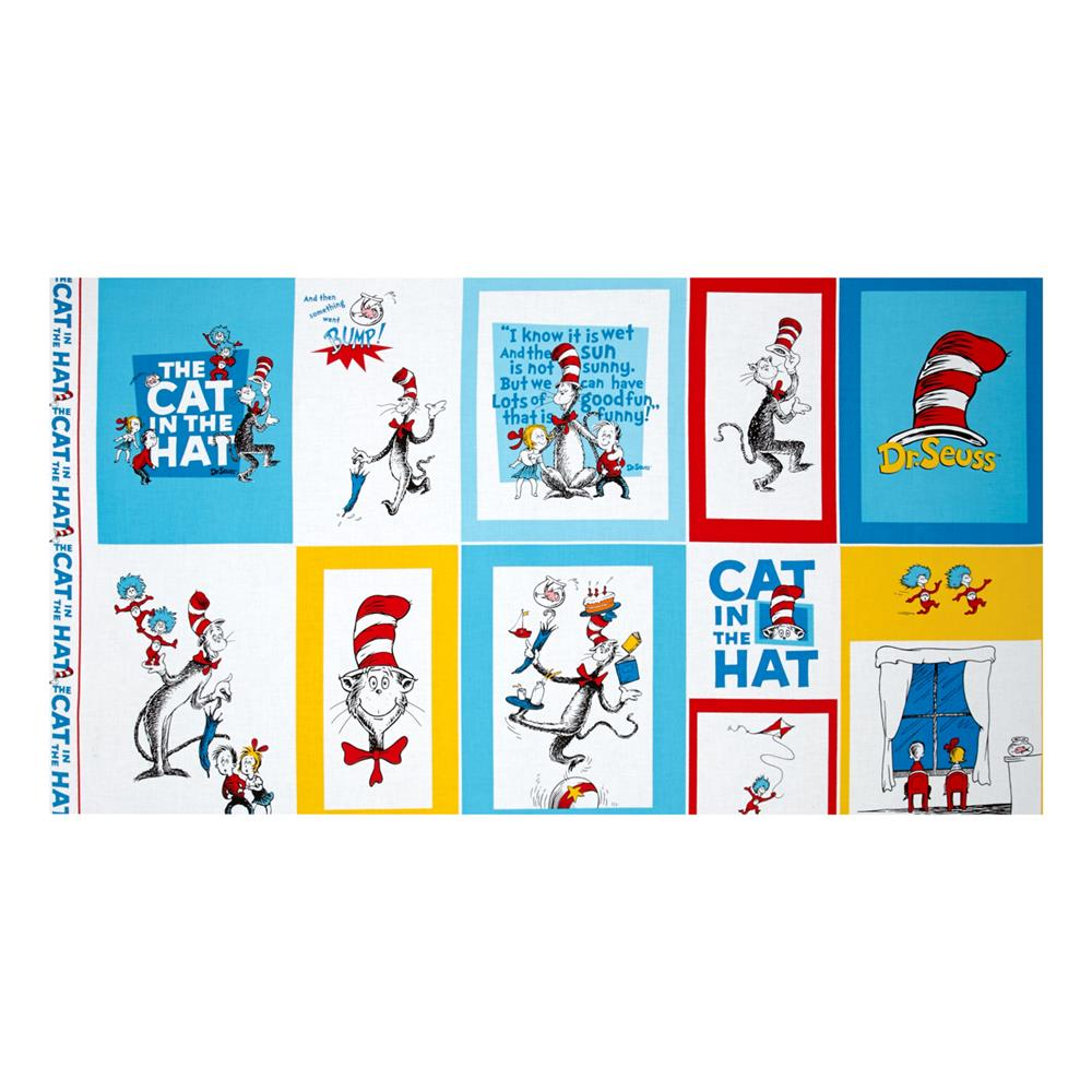 The Cat In The Hat Panel Multi