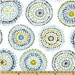 Sun-Kissed Large Mosaic Blue