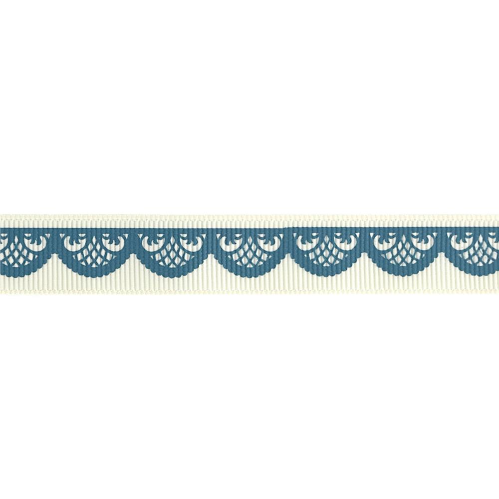 "Riley Blake 5/8"" Grosgrain Ribbon Serenata"