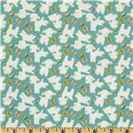 FD-932 Woodland Tails Lamb Blue