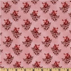 Addison Small Floral Pink