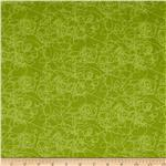 0274301 Marmalade Cottage Doodles Green
