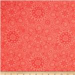 Moda Honey Honey Lace Coral