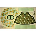 FK-178 Apron Panel Lemoncello Yellow/Lime
