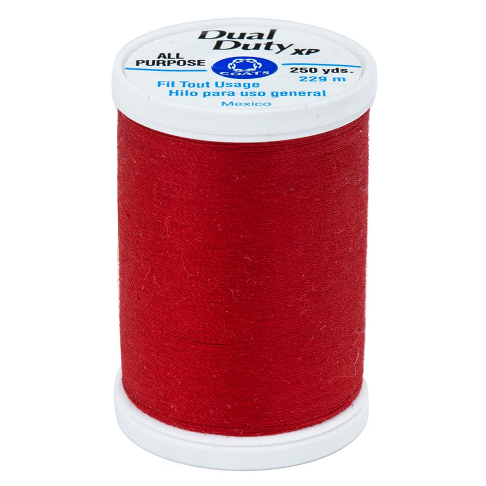 Coats & Clark Dual Duty XP 250yd Candy Apple