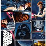 0262631 Star Wars Fleece Blue