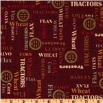 International Harvester - Red Titans Crimson/Wheat
