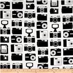 0268268 Boys Toys Cameras White/Black