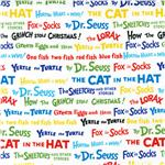 DI-494 Celebrate Seuss! Book Titles White