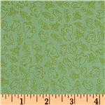EZ-866 Poky Little Puppy Tonal Green