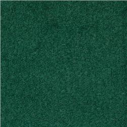 Terry Cloth Hunter Green