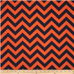 UJ-212 Premier Prints ZigZag Navy/Orange