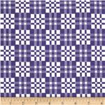 211196 Moda Good Morning! Plaid &amp; Proud Purple