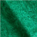Stretch Panne Velvet Flag Green