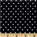 Pimatex Basics Mini Dot Black/White