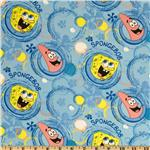 Spongebob Portholes Blue
