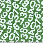 The Very Hungry Caterpillar Numeric Green