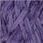 LBY-844 Lion Brand Chenille Yarn (145) Purple Topaz