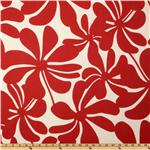 Premier Prints Indoor/Outdoor Twirly American Red