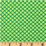 Michael Miller Happy Tones Cora Geometric Green