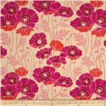 238460 Joel Dewberry Notting Hill Pristine Poppy Magenta