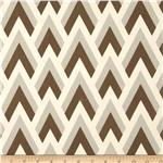 Premier Prints Zapp Brown/Natural