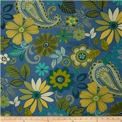 Swavelle/Mill Creek Indoor/Outdoor Gaya Floral Caspian