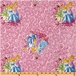 Disney Princess Beautiful Glow Allover Pink
