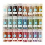 EKR-358 Martha Stewart Crafts Glitter Essential Colors Set