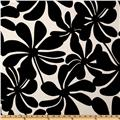 Premier Prints Indoor/Outdoor Twirly Ebony